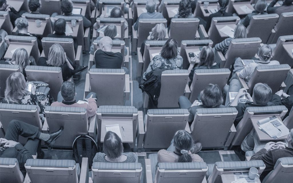 Full University Lecture Theatre